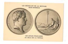 Les Médailles De La Monnaie - Les Aigles Françaises Au Dela De La Vistule - 7445 - Monnaies (représentations)