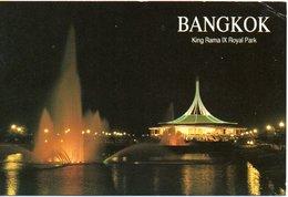 Bangkok - King Rama IX Royal Park - Thailand