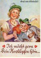 Munchen  Ich Mocht Gern_Vein Herzklopfen Horn...Brufz Vom Oftoberfeft - Muenchen