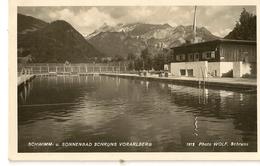 S7578 - Schwimm U Sonnenbad Schruns Vorarlberg - Schruns