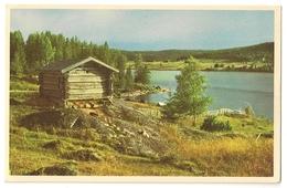 S7584 - Parti Fràn Värmland Sjön Rottnen - Suède