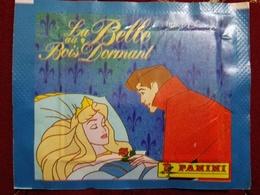 1x  POCHETTE  SEALED Mint La Belle Au Bois Dormant PANINI - Edizione Italiana
