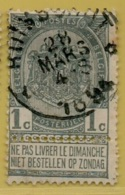 MW-3659      *  BOISCHOT*    OCB 53   Sterstempel    COBA    + 30 - 1893-1907 Armoiries