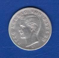 All  2  Mark  1904  Bayern  Ttb - [ 2] 1871-1918 : German Empire