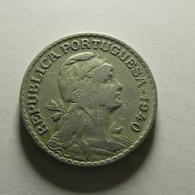 Portugal 1 Escudo 1940 - Portugal