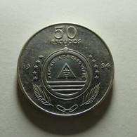 Cape Verde 50 Escudos 1994 - Cabo Verde
