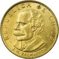 Monnaie, Chile, 20 Centesimos, 1971, TTB, Aluminum-Bronze, KM:195 - Chili