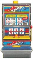 Princess Casino - Freeport Bahamas - BLANK Paper Rating Card (business Card Sized) - Casinokarten
