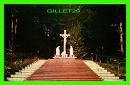 ENFIELD, NH - SHRINE OF OUR LADY OF LA SALETTE, SCALA SANTA AND CALVARY - - Etats-Unis