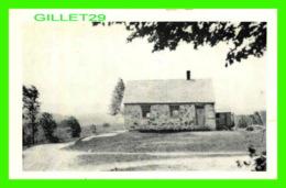 KNOWLTON, QUÉBEC - TIBBITS HILL PIONEER SCHOOL MUSEUM 1844-1928 - PHOTO CIRCA 1930 - - Quebec