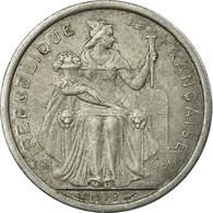 Monnaie, Nouvelle-Calédonie, Franc, 1977, Paris, TB+, Aluminium, KM:10 - Nieuw-Caledonië