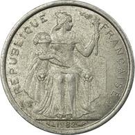 Monnaie, Nouvelle-Calédonie, Franc, 1982, Paris, TB+, Aluminium, KM:10 - Nieuw-Caledonië