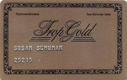 Tropicana Casino - Atlantic City NJ - Rare 2nd Issue Trop Gold Slot Card  ...[RSC]... - Casinokarten