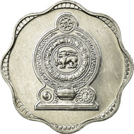 Monnaie, Sri Lanka, 10 Cents, 1991, SPL, Aluminium, KM:140a - Sri Lanka