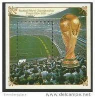 DPR Korea - 1985 Soccer World Cup Souvenir Sheet MNH **  Sc 2476 - Korea, North