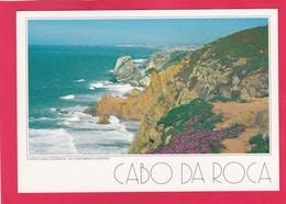 Modern Post Card Of  Cabo Da Roca, Sintra,Portugal,L55. - Lisboa