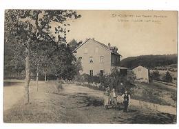 67 LE CLIMONT PAR URBEIS L'HOTEL COLLIN 1927 CPA 2 SCANS - Frankrijk