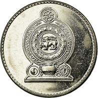 Monnaie, Sri Lanka, Rupee, 2004, SPL, Nickel Clad Steel, KM:136a - Sri Lanka