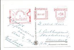 Barneveld. De Glind-Achterveld-Rudolphstichting. K.L.M. Aerocarto - 1949-1980 (Juliana)