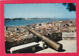 Modern Post Card Of Castelo De S.Jorge, Lisboa Lisbon,Portugal,L55. - Lisboa