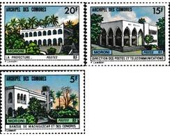Ref. 608373 * MNH * - COMORO Islands. 1973. BUILDINGS . EDIFICIOS - Other