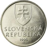 Monnaie, Slovaquie, 5 Koruna, 1995, SPL, Nickel Plated Steel, KM:14 - Slovakia