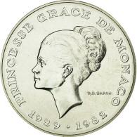 Monnaie, Monaco, 10 Francs, 1982, ESSAI, FDC, Argent, Gadoury:MC158, KM:E73 - 1960-2001 Nouveaux Francs