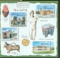 France BF 101 Nicosie Capitales 2006  Neuf ** TB MNH Sin Charnela Faciale 2.12 - Ongebruikt