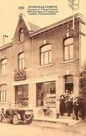 Fouron-le-Comte - Maison Lambert Philippens-Beck (animée, Chaussures, Oldtimer) - Fourons - Voeren