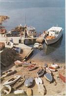 ILE Du LEVANT. Le Port - France
