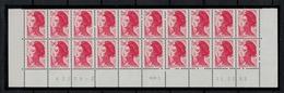 FRANCE      N° YVERT  :   2274 X 20   NEUF   BAS DE FEUILLE  Coin Daté  11/05/83    N°  43239 - 2    RGR - 1 - 1982-90 Liberty Of Gandon