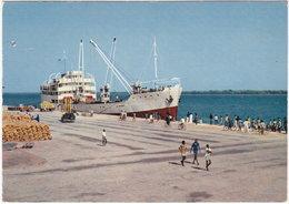 Gf. ZIGUINCHOR. Embarquement Des Arachides. 4672 - Senegal
