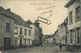 Vilvoorde : La Rue Des Moulins  (  Ecrit Avec Timbre 1 Cent 190x ) - Vilvoorde