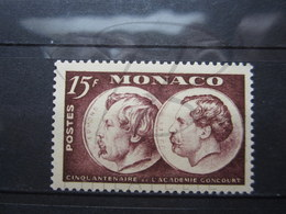 VEND BEAU TIMBRE DE MONACO N° 352 , X !!! - Ongebruikt