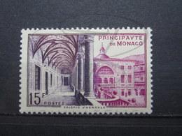 VEND BEAU TIMBRE DE MONACO N° 384 , XX !!! - Ongebruikt