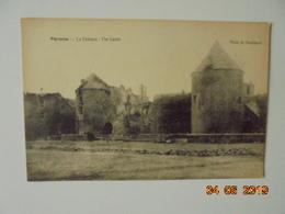 Peronne. Le Chateau. Souillard - Peronne