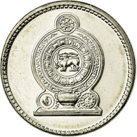 Monnaie, Sri Lanka, 50 Cents, 2004, SPL, Nickel Plated Steel, KM:135.2a - Sri Lanka