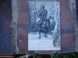 1902 Tanger Tangier Moorish Watercarrier Porteur Eau - Tanger