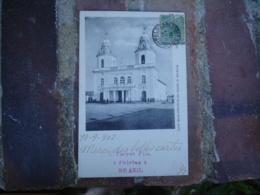 1902 Rio Janeiro Eglise A Identifier - Rio De Janeiro