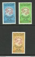 Yemen AR - 1974 UPU Anniversary Set Of 3 MNH** - Yémen