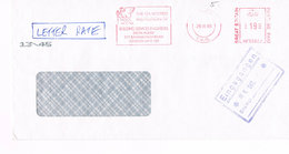 Großbritannien Freistempel London, Gebäudeservice  - Meterstamp, EMA - Marcofilia - EMA ( Maquina De Huellas A Franquear)