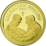 Monnaie, Palau, Dollar, 2013, FDC, Or - Palau