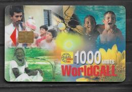 USED CHIP PHONECARD PAKISTAN  1000 UNITS - Pakistan