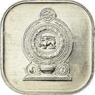 Monnaie, Sri Lanka, 5 Cents, 1991, SPL, Aluminium, KM:139a - Sri Lanka