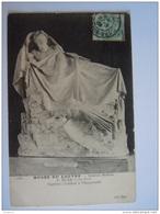 Napoléon S'éveillant à L'immortalité Sculpture De F. Rude Paris Musée Du Louvre Circulée 1906 - Hommes Politiques & Militaires