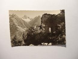 Burgruine Unterbäch Mit Bietschhorn (5276) - VS Valais