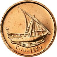 Monnaie, United Arab Emirates, 10 Fils, 2005/AH1425, British Royal Mint, TTB - Emirats Arabes Unis