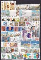 1992 EUROPA CEPT EUROPE ANNATA  YEAR 42 Paesi (99 Valori) MNH** - Europa-CEPT