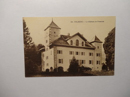 Vulbens - Le Château De Faramas (5278) - Saint-Julien-en-Genevois