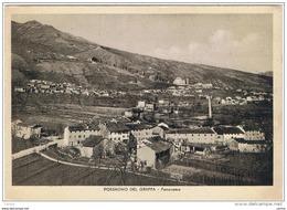POSSAGNO  DEL  GRAPPA:  PANORAMA  -  PER  LA  SVIZZERA  -  FOTO  -  FG - Treviso